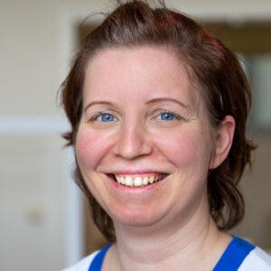 Frau Janine Jürgens Mitarbeiterin Stuhlassistenz | ex. Gesundheits und Krankenpflegerin